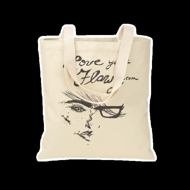 Caitlin Crosby Natural Tote Bag